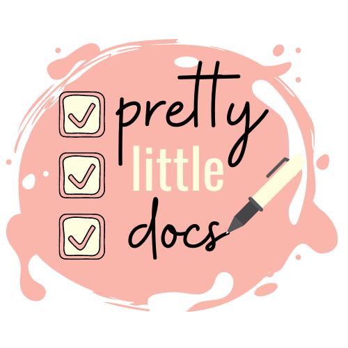 Pretty Little Docs logo